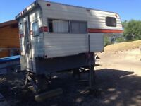 1971 Okanagan Camper