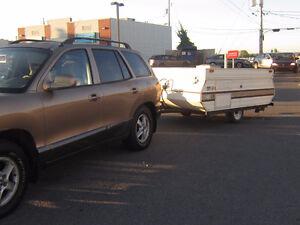 2004 Hyundai Santa Fe Fourgonnette, fourgon