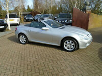 2007 Mercedes-Benz SLK200 Kompressor 1.8 Manual Convertible ( 35000 Miles )