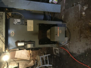 Oil Furnace, ductwork and tank FREE BUT MUST BE REMOVED
