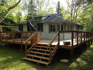 Victoria Beach Cottage Rental - 1 remaining week available