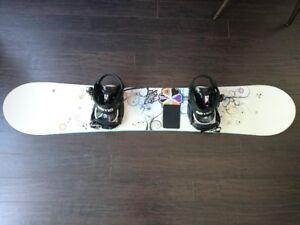 Solomon 151 cm Women's Snowboard