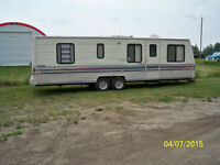 1991 29' Prowler Regal Travel trailer