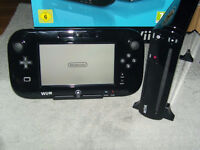 Wii u 4 Jeux + 1 manette et GamePad--> Ps4