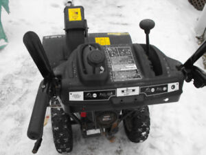 SNOWBLOWER / YARD WORKS / SOUFFLEUSE
