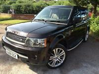 2009 Land Rover Range Rover Sport 3.0 TD V6 HSE SUV 5dr Diesel Automatic (243