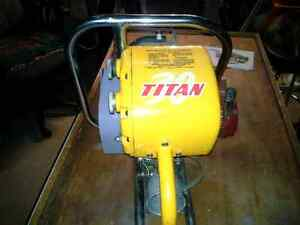 Antique chainsaw Titan 30 Kitchener / Waterloo Kitchener Area image 2