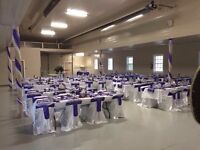 235 Satin Universal Chair Covers