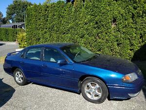 2004 Chevrolet Impala - $1500