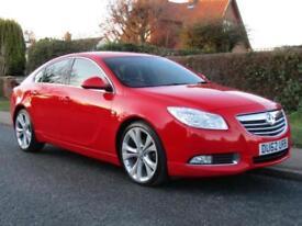 2012 Vauxhall Insignia 2.0 CDTi SRi VX RED LINE 160 BHP 5DR TURBO DIESEL ** 3...
