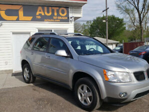 2008 Pontiac Torrent!AWD!FOG LIGHTS!TOW HITCH!A/C