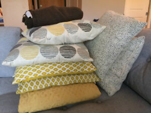 Cushions - Home Sale - Sat May 19 @9 AM - 11 AM - 2151 Harvard