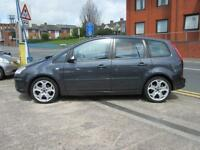 2008 FORD C-MAX 2.0TDCi TITANIUM 6 SPEED TURBO DIESEL