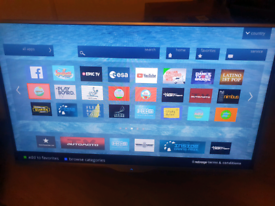 60inch Sharp smart tv