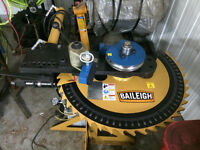 Baileigh Industrial Rotary Draw Bender