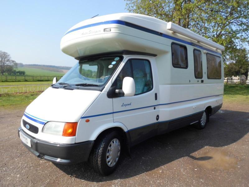 Auto Sleepers For Sale Gumtree: Autosleeper Legend Executive, 4 Berth Motorhome For Sale