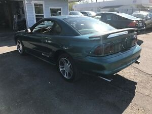 1997 Ford Mustang Coupe GT (2 door)