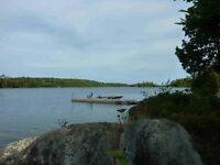 Waterfront Lot for sale in Loring