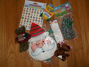 Left-over items