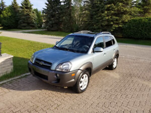 2005 Hyundai Tuscon Limited GL SUV, NEW SAFETY, NEW TIRES