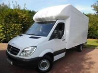 2013/63 Mercedes-Benz Sprinter 313 2.1 CDI LWB LUTON WITH TAILLIFT