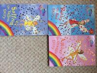 The First 3 Rainbow Magic Books