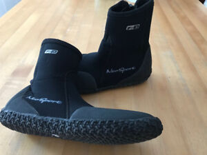 NeoPrene Ankle Boots size 9