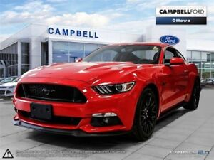 2017 Ford Mustang GT GT PERFORMANCE PKG-6-SPEED-LOADED