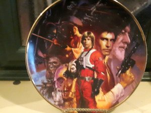 Star Wars Collector Plate