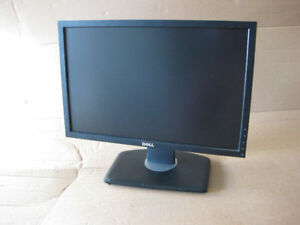 "Dell 1909Wf 19"" Wide Screen LCD Monitor"