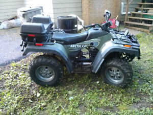 ATV for sale or trade
