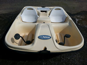PELICAN PADDLE BOAT FOR SALE