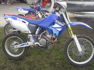 wr426 to trade on a large enduro
