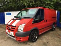 2011 Ford Transit 2.2TDCi Duratorq (140PS) 260S Crew Van Ltd 260 Sport Van