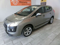 2010 Peugeot 3008 Crossover 1.6HDi 112 FAP EGC Exclusive