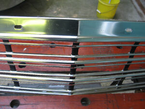 1967 Chevelle NOS grill, very nice, sell/trade