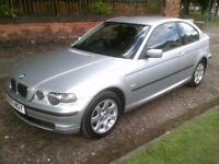 BMW 316 1.8 2003MY ti SE Compact