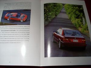 1993 BMW sales brochure Peterborough Peterborough Area image 5