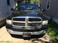 2004  Dodge ram 4 x 4 hemi Pickup Truck  awesome work truck