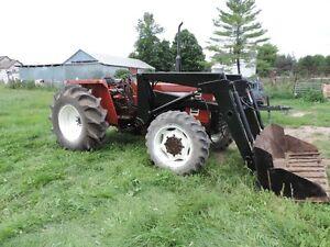 tracteur fiat 666 dt