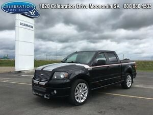 2008 Ford F-150 Lariat  Supercharged FOOSE Edition!!