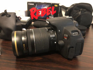 Youtube/Vlog  BUNDLE - Canon T5i - 18-55mm - Lots Of Accessories