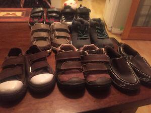 Toddler Boys sz 6 shoes stride rite Nike Carters