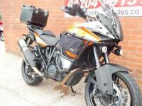 KTM 1190 ADVENTURE MOTORCYCLE