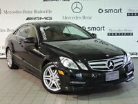 2013 Mercedes-Benz E350 4MATIC Coupe