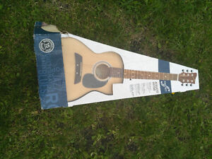 Brand new never used guitar