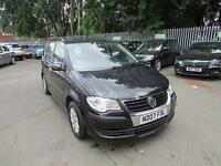 Volkswagen Touran 1.9 TDI S 7 SEATS 105PS Most Popular 7 Seater On The Market