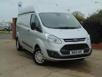 2015 Ford Transit Custom 2.2 TDCi 125ps L2 H2 Trend Van 2 door Van