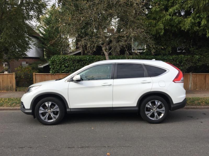 a9f2b233e6 2014 Honda CR-V 2.2 i-DTEC ( 150ps ) 4X4 WHITE LHD + LEFT HAND DRIVE ...