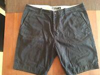 Men's grey Superdry shorts size XL